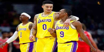 LEO體育-NBA 火花加盟湖人,與紫衫軍團再續前緣